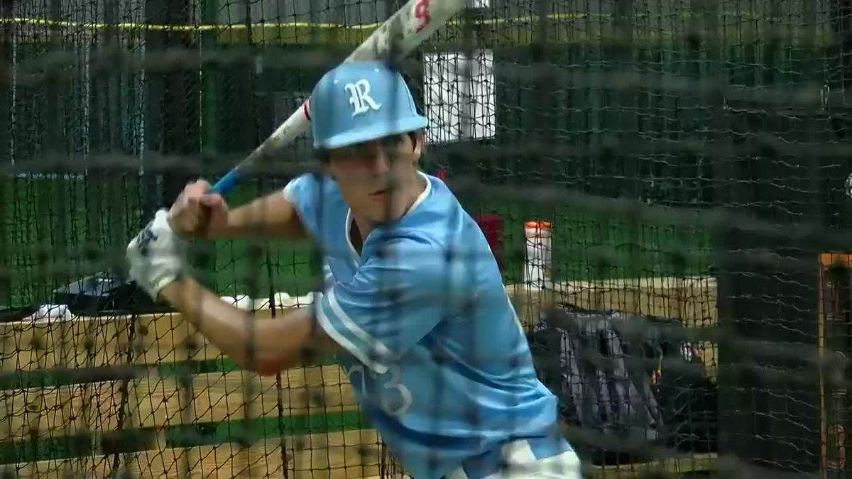Senior showcase held for local baseball players