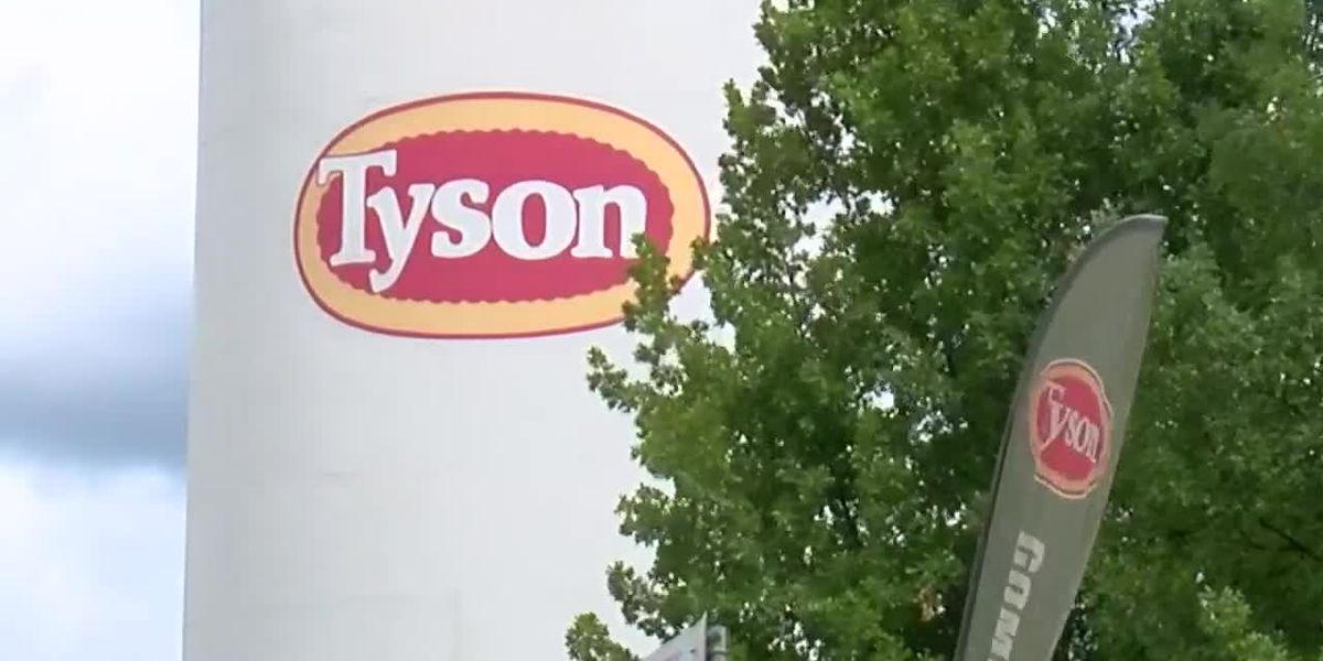 570 people test positive for COVID-19 at Wilkesboro Tyson plant