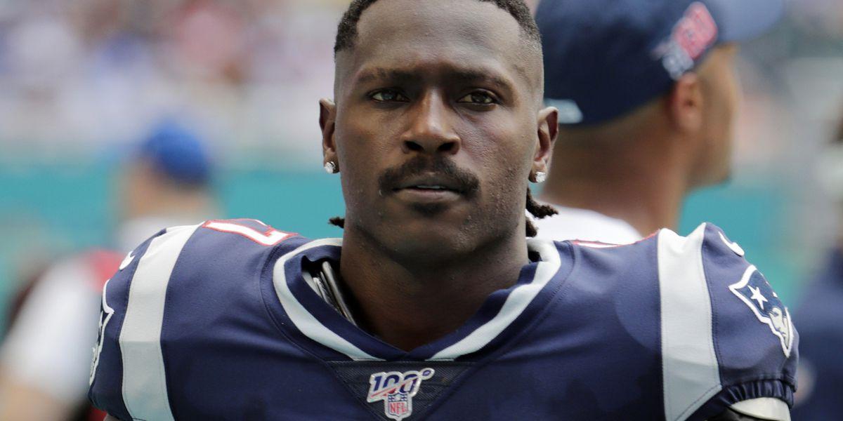 Arrest warrant issued for NFL wide receiver Antonio Brown