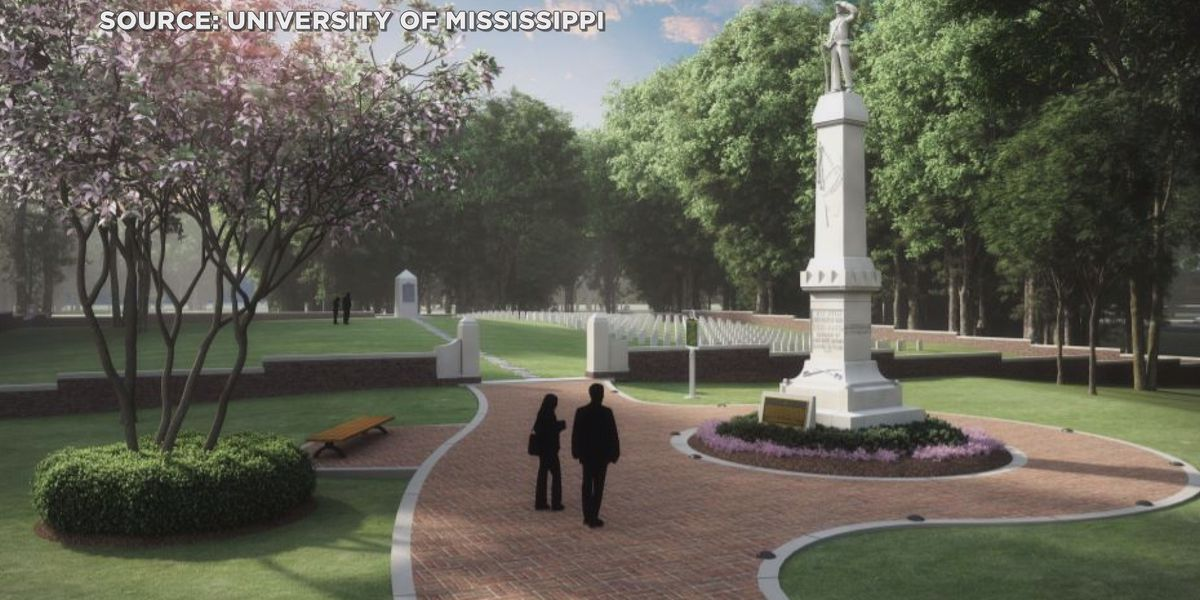 'Relocation, not glorification:' Ole Miss students, staff upset with Confederate cemetery plans