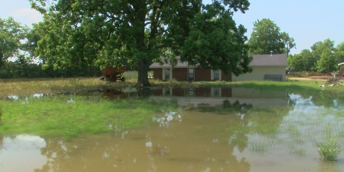 Rain systems likely to prolong backwater flooding in Warren County