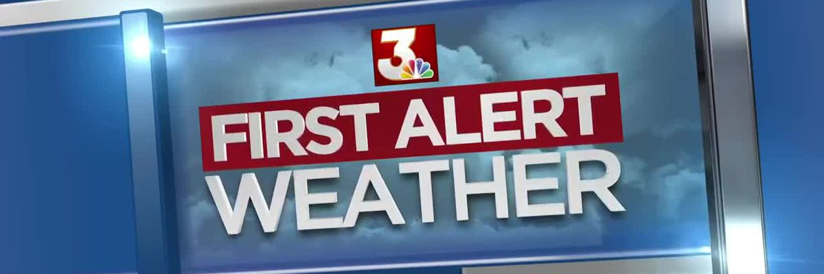 First Alert Forecast: Hot & Steamy; Scattered Storms