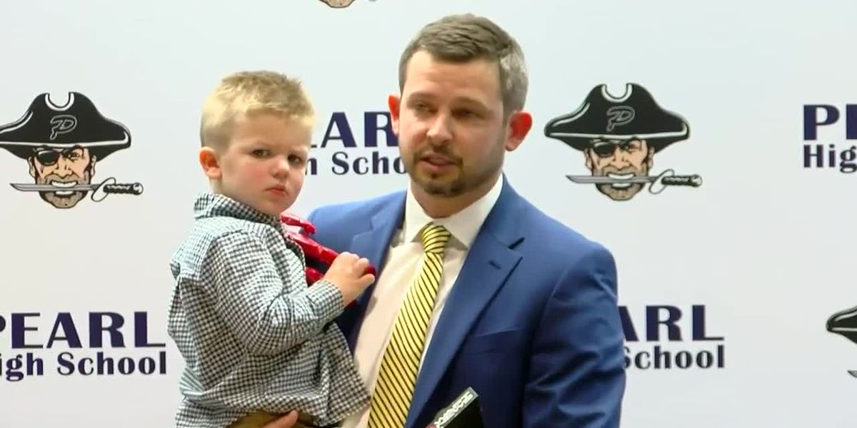 Pearl High announces new head football coach