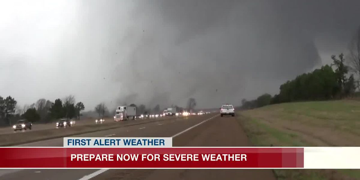 Prepare now for severe weather as Beta makes its way to Miss.