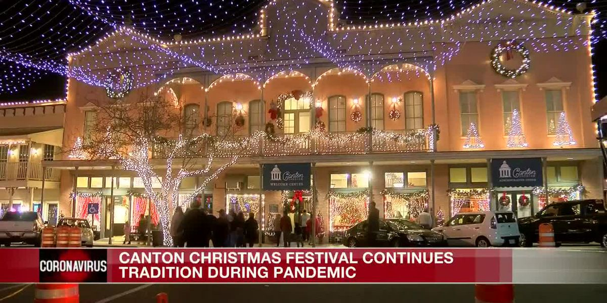 City of Lights Christmas Festival allows families to continue the tradition amid pandemic
