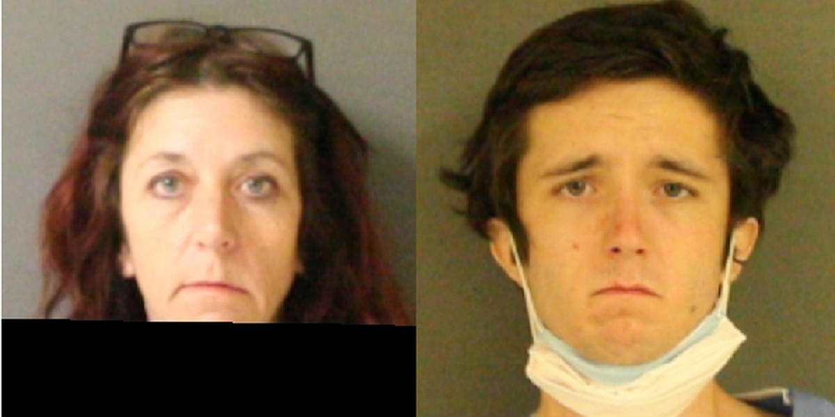 Mother and son arrested for mailing drugs to Hinds County Penal Farm