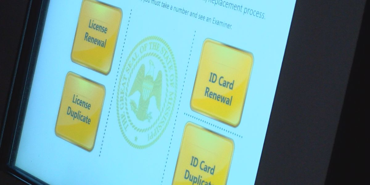 Driver license stations across the Magnolia State reopened