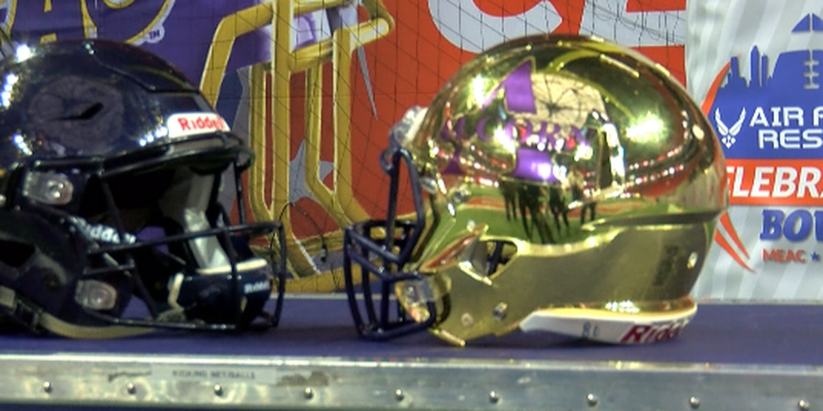 Alcorn prepares for the Celebration Bowl