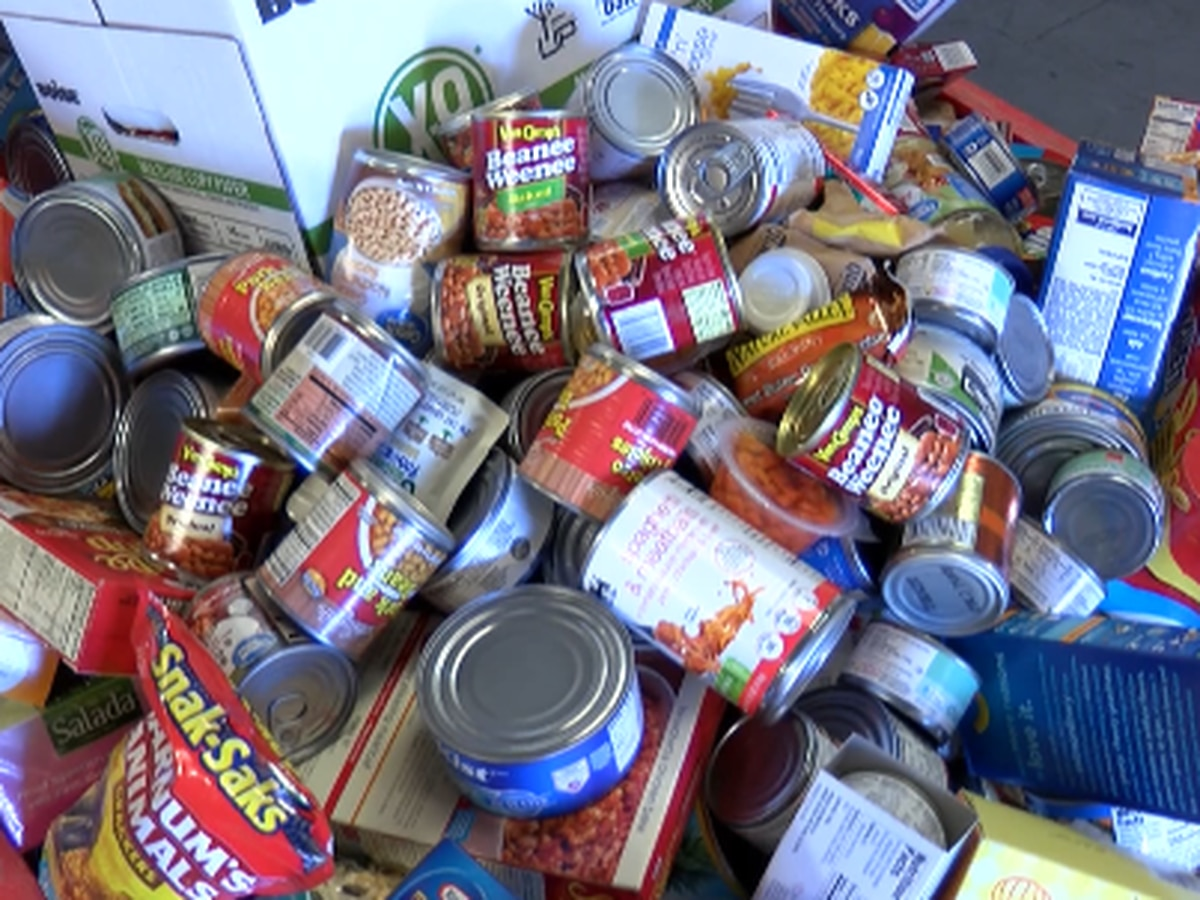 MCEC Families First for Mississippi hosting food drive