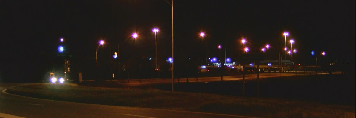 Thieves continue to steal copper wire from Mississippi interstate lights