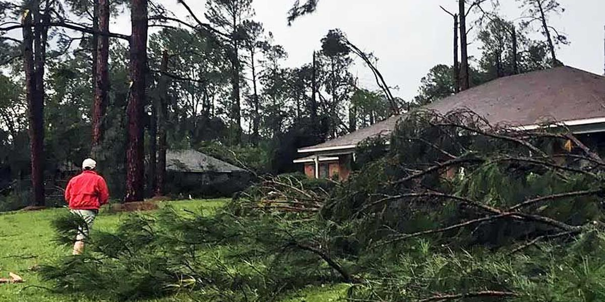 NWS confirms EF-1 tornado Friday night in Madison Co.