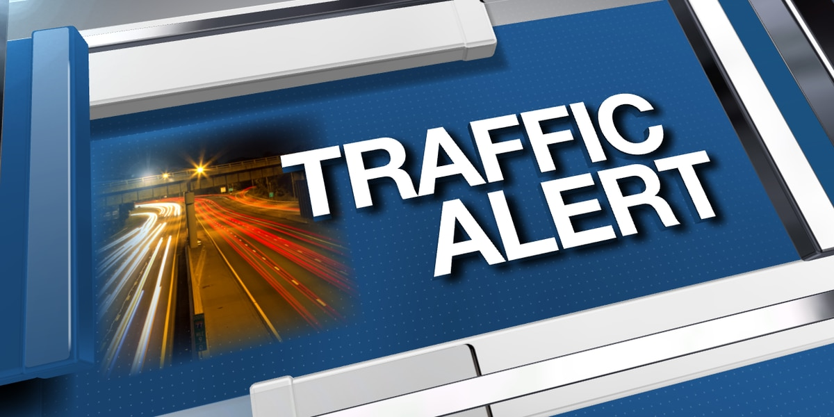 Alert: Lane closure on I-20 in Hinds County