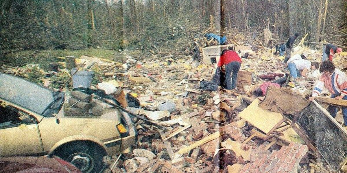 25 YEARS LATER: First Responder recalls events of 1992 tornado outbreak