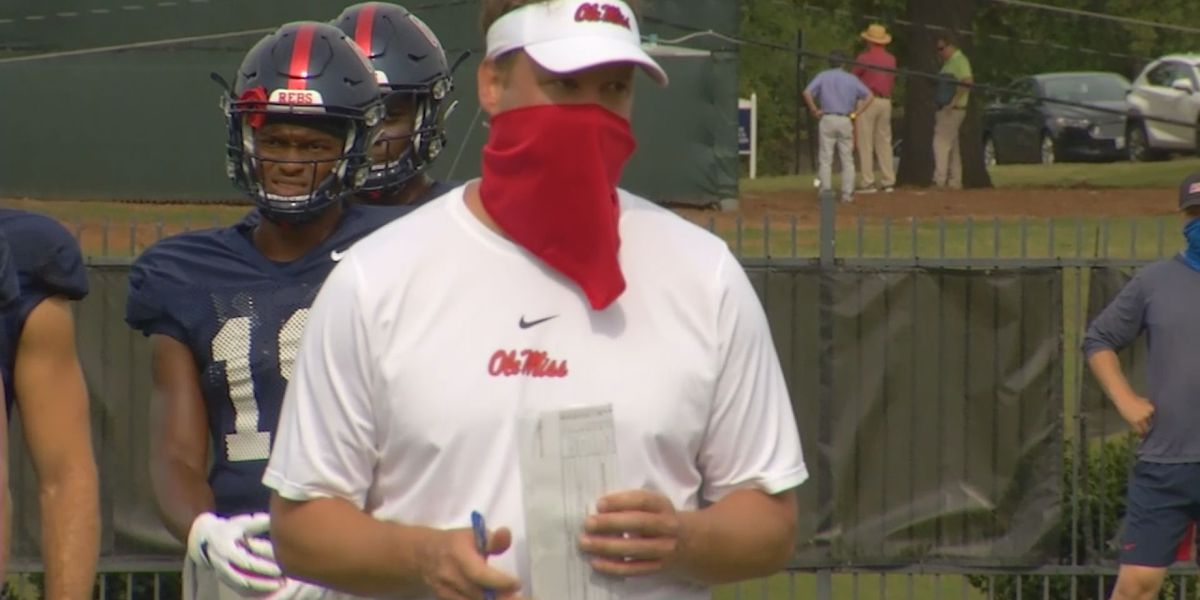 Ole Miss cancels football practice over positive COVID testing