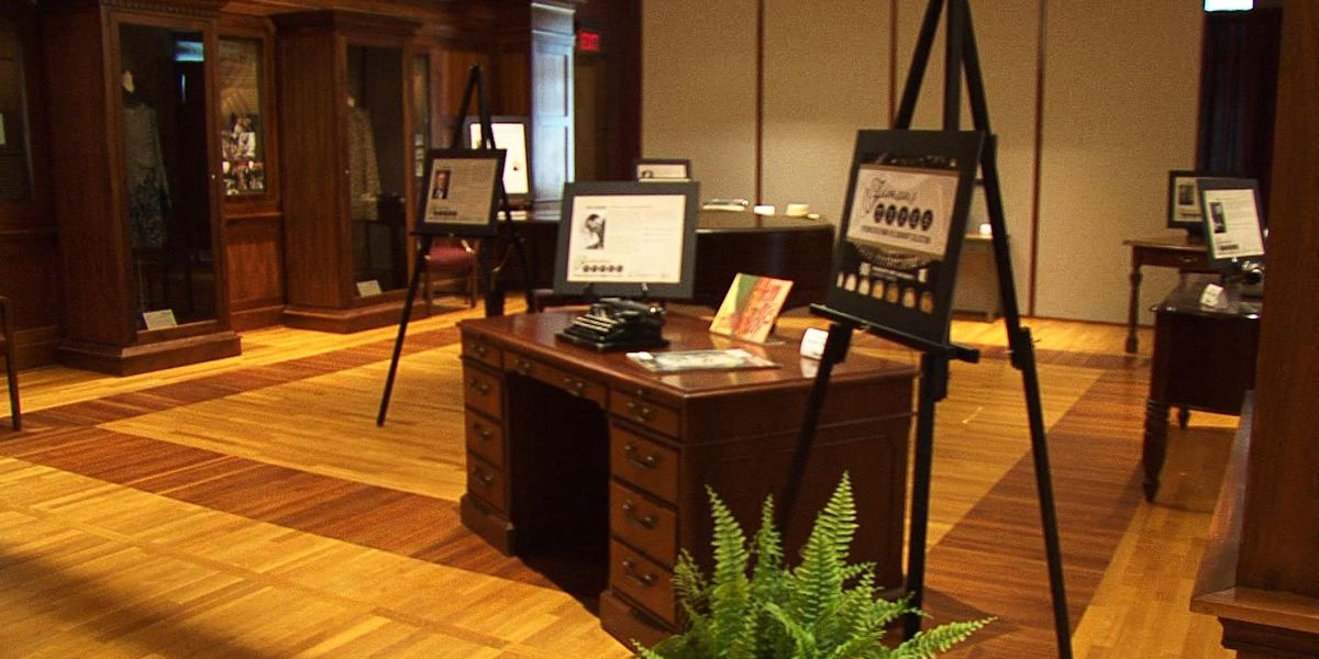 3OTR: Famous typewriters at Mississippi State