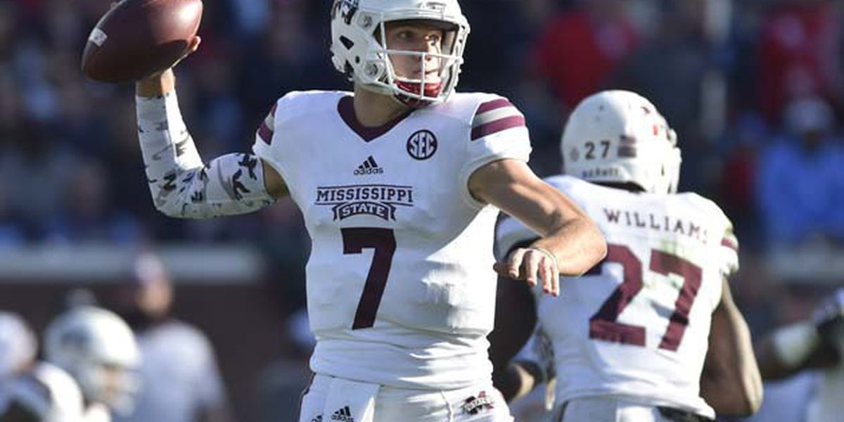 Fitzgerald leads No. 18 Mississippi State into Kansas State