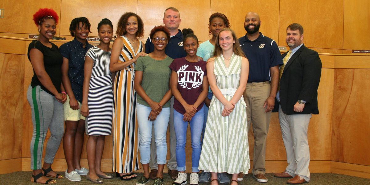 More honors for the Pearl Lady Pirates Basketball Team