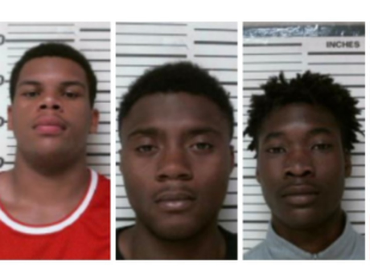 All five suspects given $1 million bond after father gunned down playing basketball at Ridgeland park
