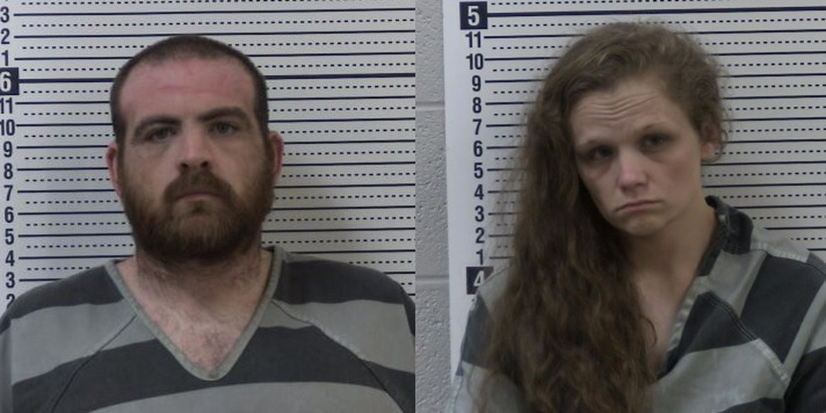 Couple arrested after boy tells deputies he's 'tired of being beat'
