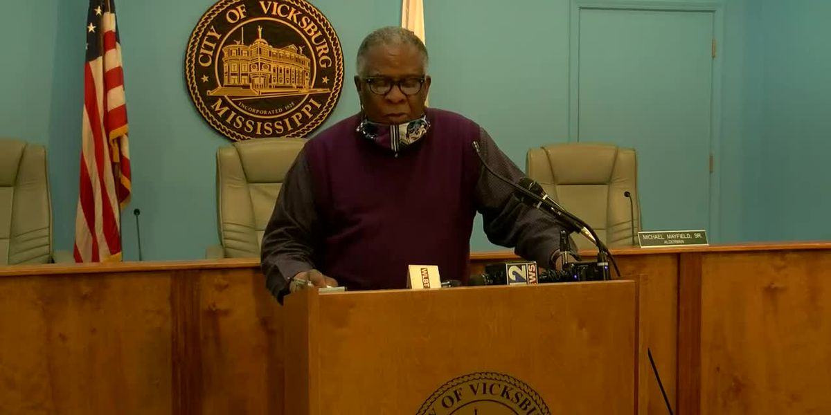 Vicksburg mayor says city faces $2.8M loss in revenue; may need to cut city salaries