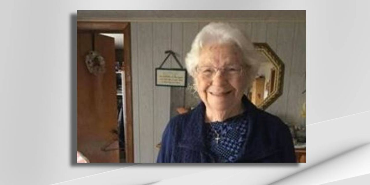 96-year-old woman recovers from the coronavirus