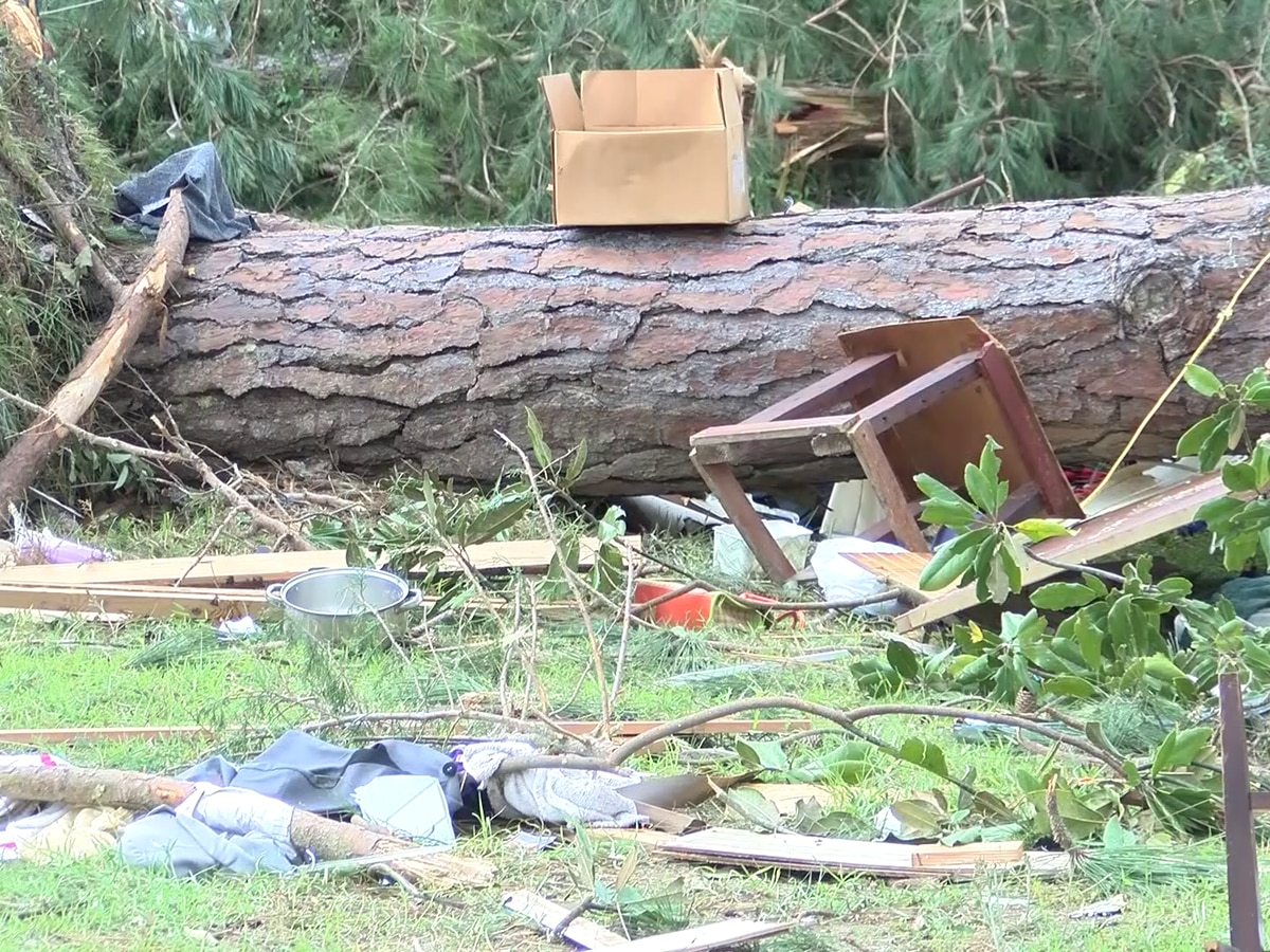 NWS confirms 4 tornadoes touched down during Friday's storms