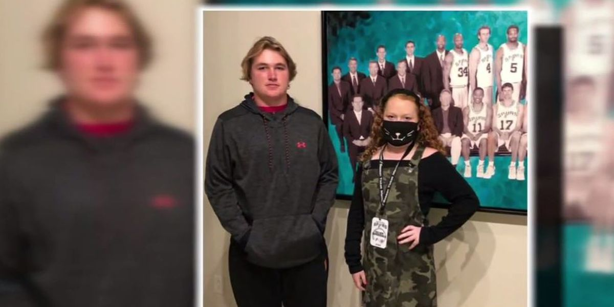 Teen growing his hair for sick sister withdraws from Texas school when told to get haircut