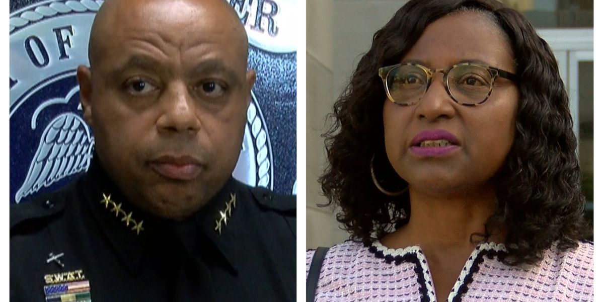 Attorney, police chief clash over details of JPD officer's arrest