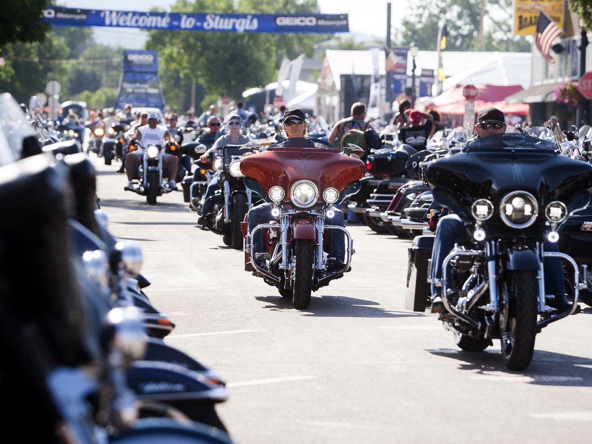 Annual Sturgis rally expecting 250K, stirring virus concerns