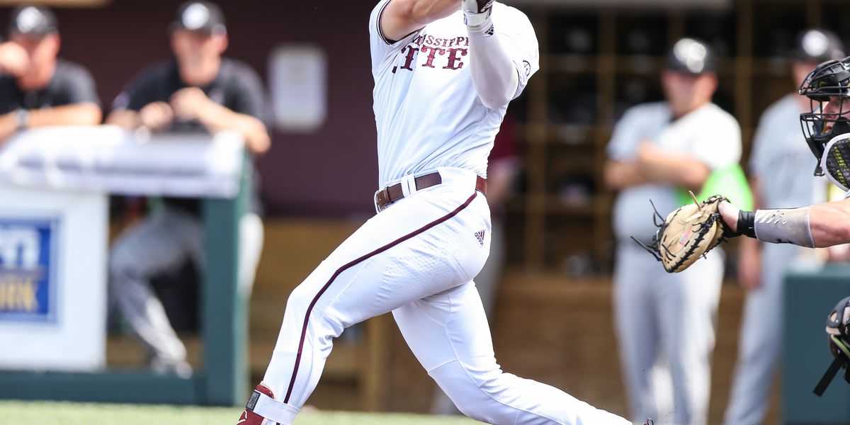 Mississippi State baseball claims share of west division title on Saturday versus South Carolina