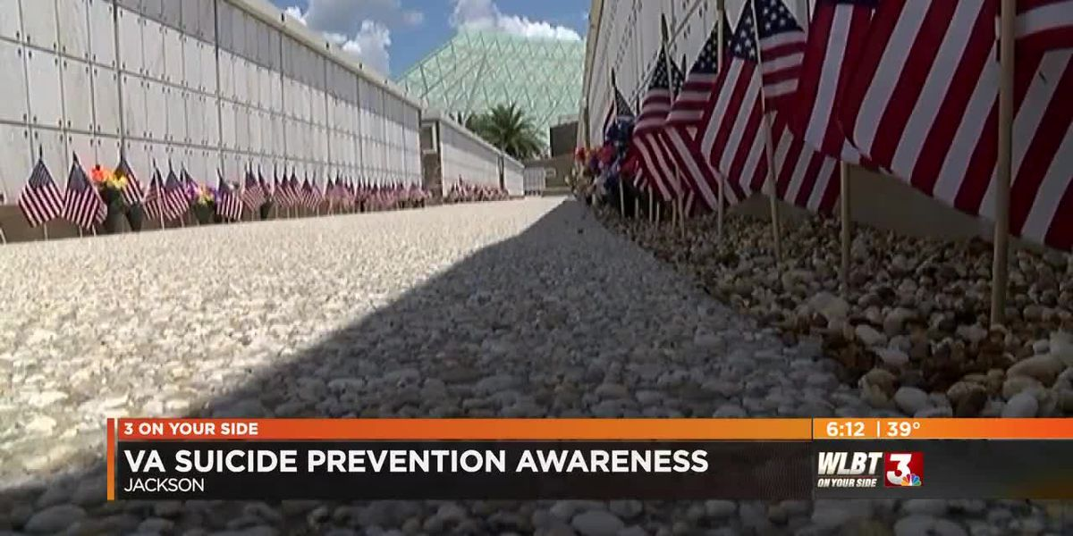 VA Suicide prevention awareness
