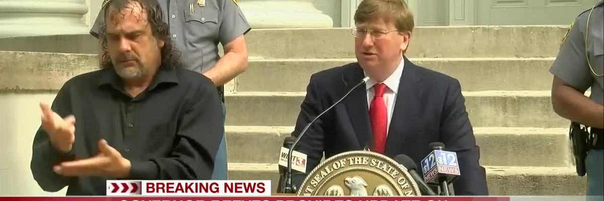 Gov. Reeves calls for halt of gatherings of 10+