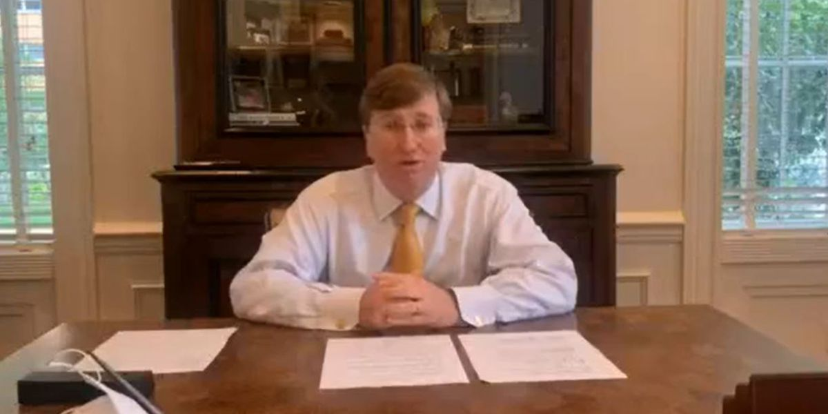 Gov. Reeves doubles down on COVID-19 blame, says media 'ignored virus' during protests