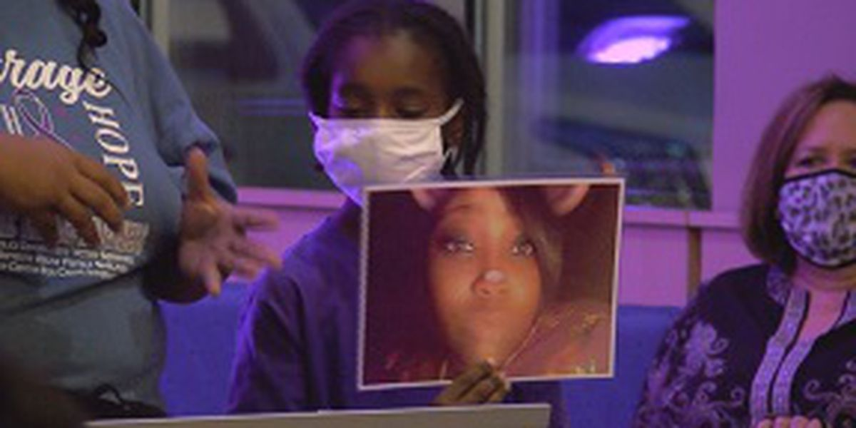 Victims of Domestic Violence remembered and honored