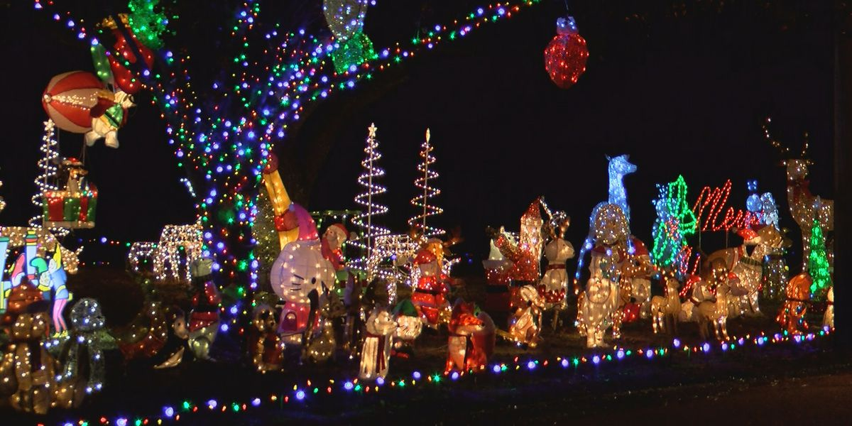 Richardson Light Show opens to the public for 18th year