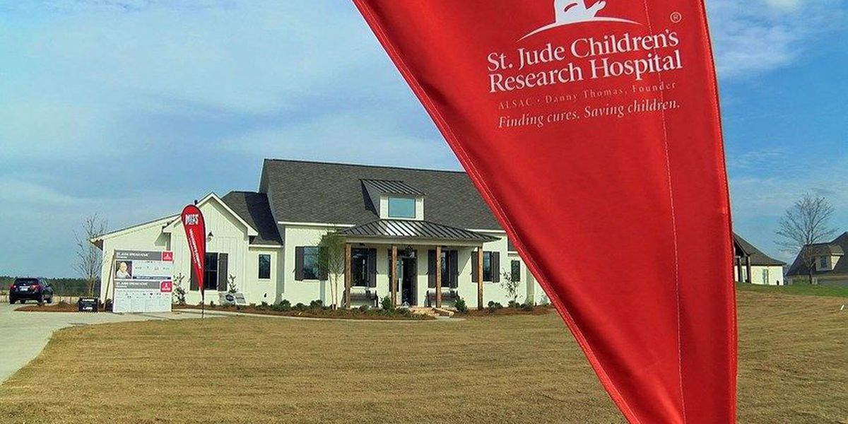 Tickets SOLD OUT for 2018 St. Jude Dream Home