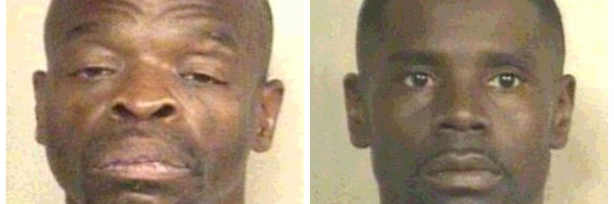 Two men arrested in Walgreens robbery
