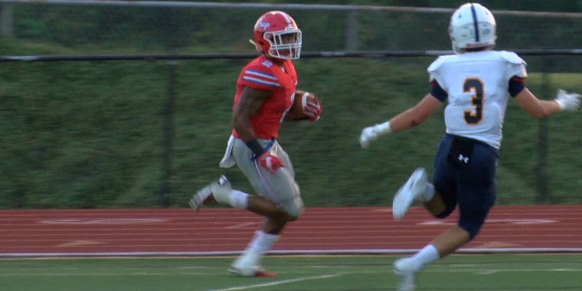 Ealy shines as Prep blanks Washington 41-0