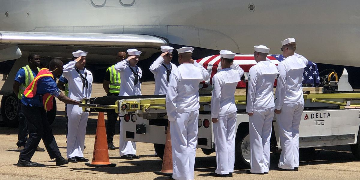 Seaman killed at Pearl Harbor finally on his way home