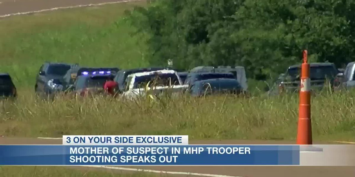 'If he did it, he need to go to prison': Mother says son, charged with trooper's murder, never saw probation officer