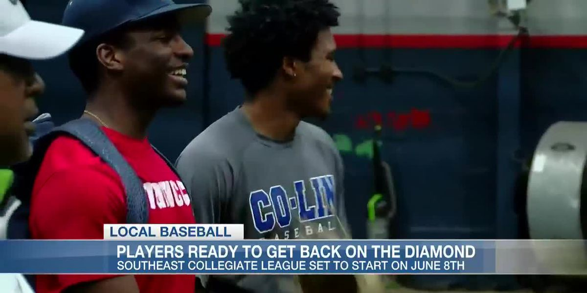 Southeast Collegiate League players ready to get back to playing