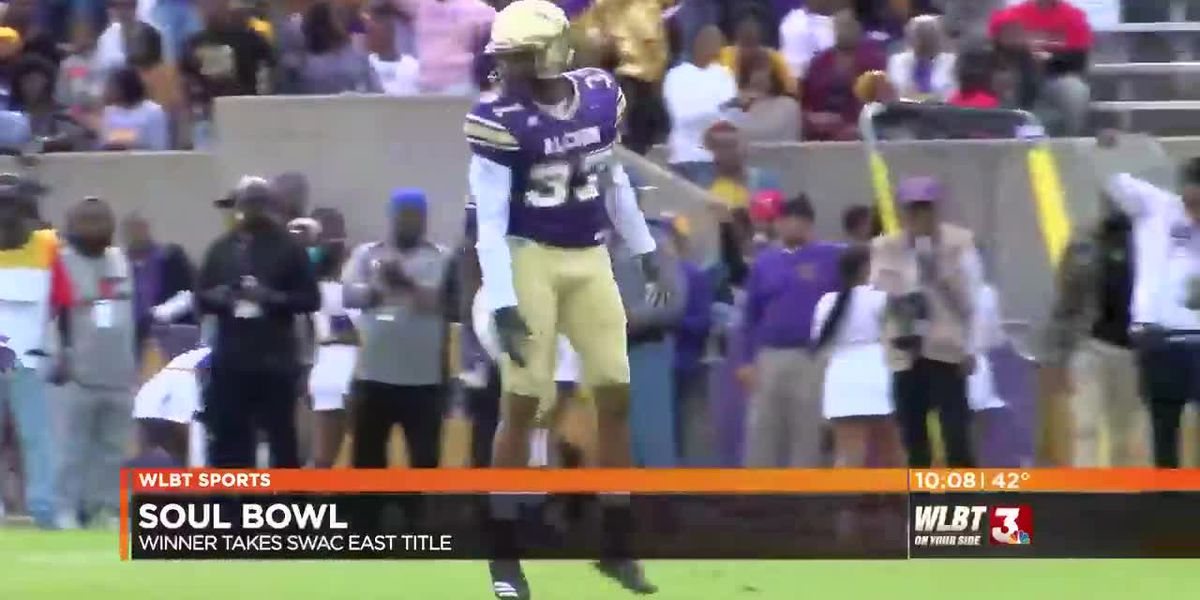 VIDEO: Alcorn St. clinches 5th SWAC East title, beats JSU 24-3