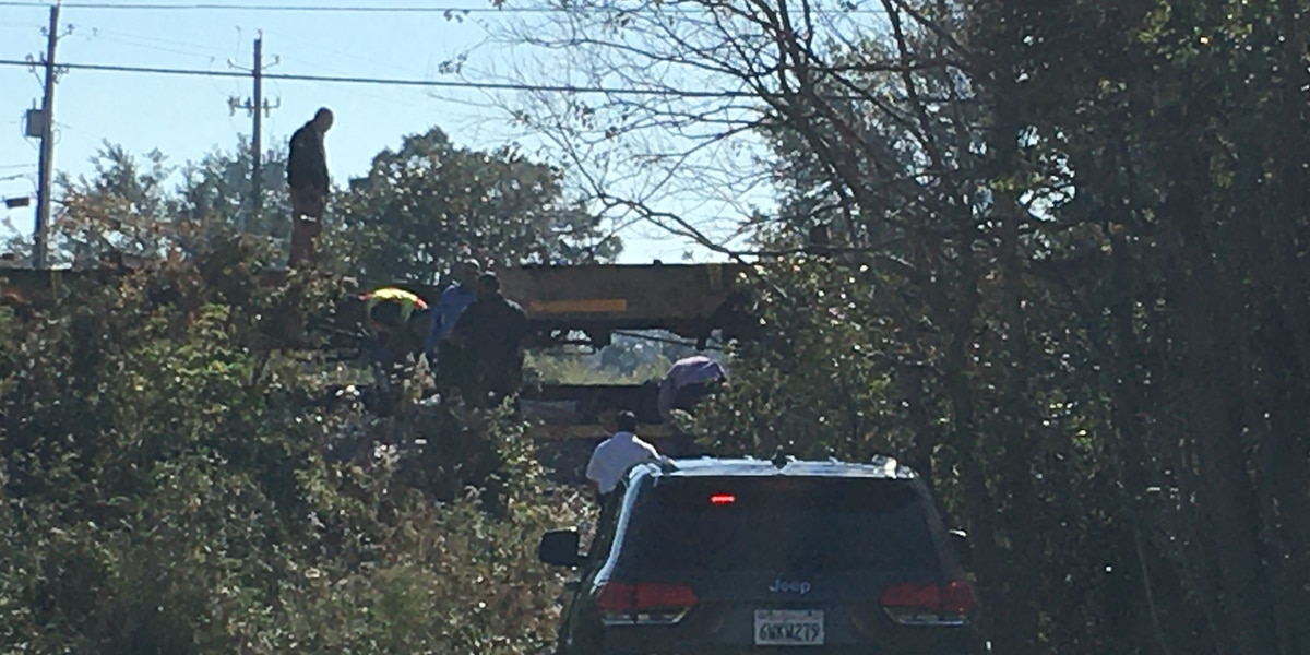 Video of Biloxi train fatality appears to show accident, says coroner
