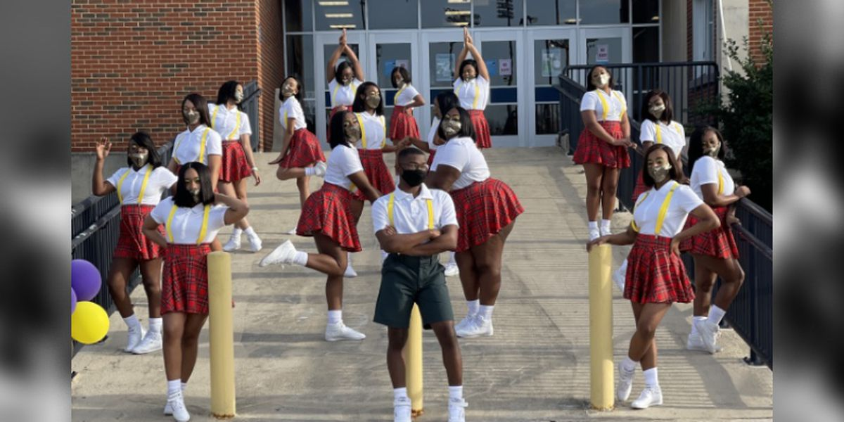 Jim Hill cheer squad brings home the gold in national cheerleading championship