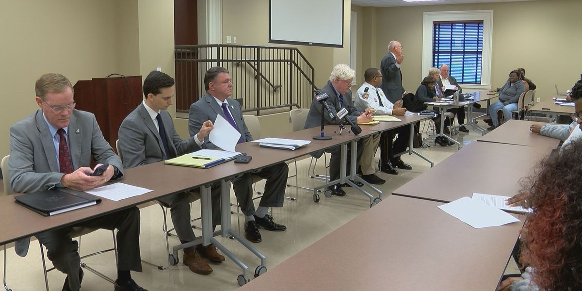 Task force meets to discuss progress and needs to advance Mississippi's criminal justice reforms