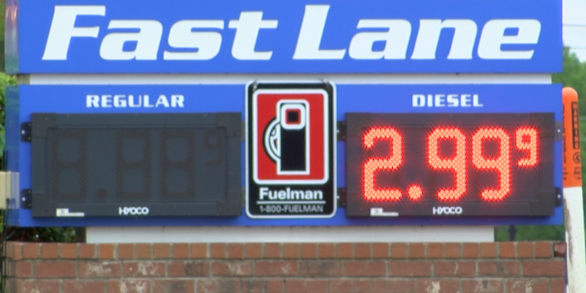 Local gas prices jump as Colonial Pipeline reopens