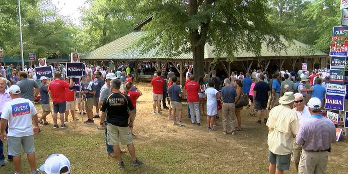 Coronavirus not stopping the Neshoba County Fair this year