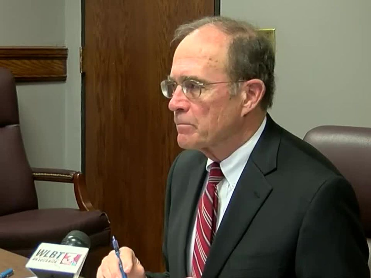 Lt. Governor Delbert Hosemann weighs in on pending legislation, including tax reform