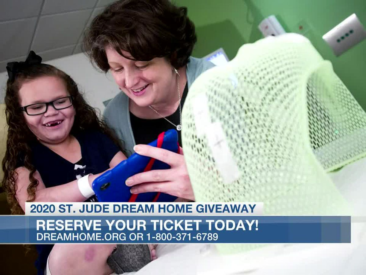 St. Jude helps patients like Zoe, and it's all free of charge