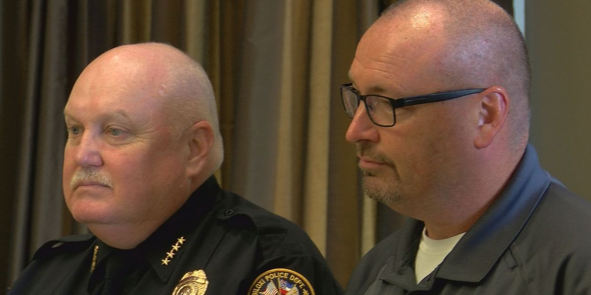 Biloxi Police Dept. working through 'new normal' after officer death